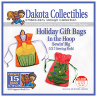 Dakota Collectibles - Holiday Gift Bags