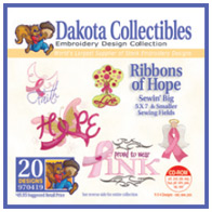 Dakota Collectibles - Ribbons of Hope