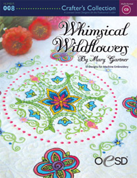 Whimsical Wildflowers by Mary Gartner