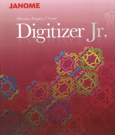 Janome Digitizer Jr V3