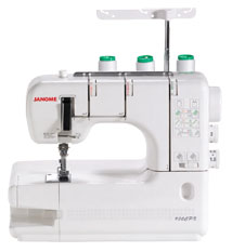 Janome 900CPX Cover Stitch Machine