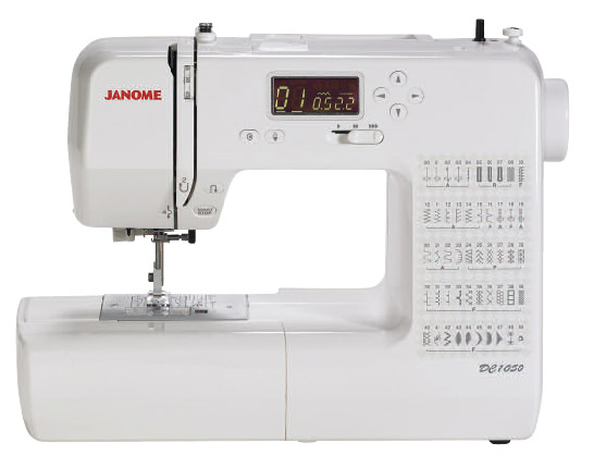 janome 2012 sewing machine