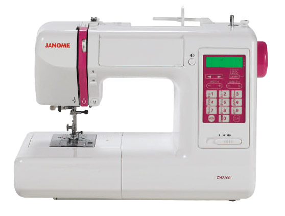 The New Janome DC40 Sewing Machine Temecula Valley Sewing Center Classy New Sewing Machine