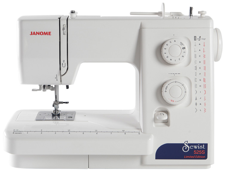 New Janome Sewing Machine The Sewist 40S Limited Edition Custom Www Janome Sewing Machines