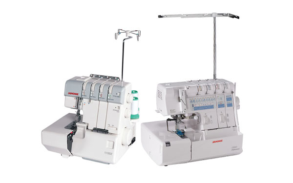 Sergers & Cover Stitch Machines