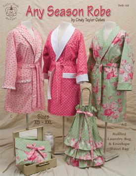Taylor Made Designs - Any Season Robe