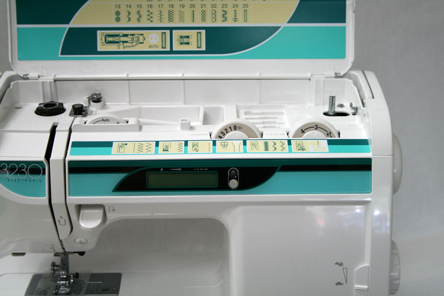 Elna 3230 Electronic Sewing Machine