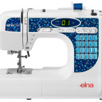 Elna Star Sewing Machine