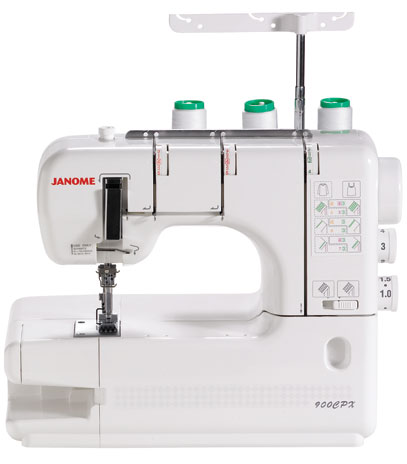 Janome CoverPro 900CPX Cover Stitch Machine