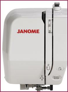 Janome DC1050 Machine Head