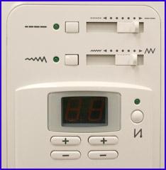 Juki HZL-e70 Controls