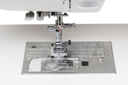 Elna eXcellence 680 Sewing Machine Needle Plate