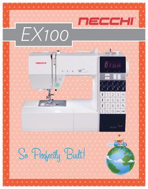 Necchi EX100