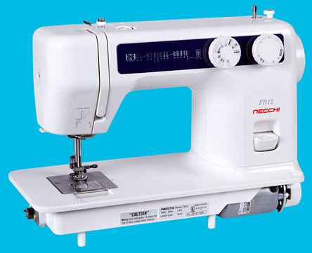 Necchi FB12 Sewing Machine