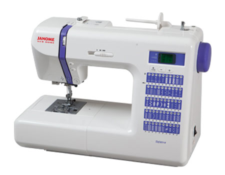 Janome DC2014 Sewing Machine - Angled View #2