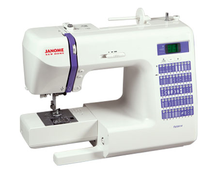 Janome DC2014 Sewing Machine - Free Arm