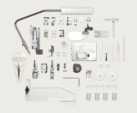 Elna eXpressive 900 Accessories