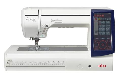 Elna eXpressive 900 Sewing and Embroidery Machine
