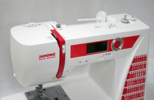 Janome DC2015 Limited Edition Sewing Machine