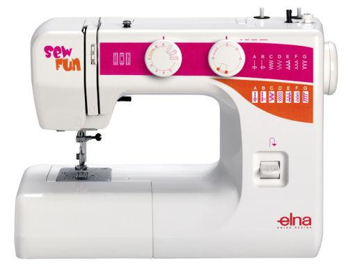 Elna Sew Fun Sewing Machine