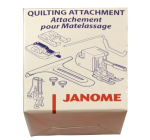 Janome Quilting Attachment Kit - 200092108