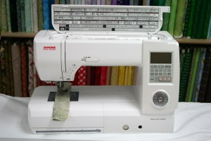 Janome 7700 For Sale By Owner - Tami DeMattia