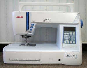 Janome Skyline S5 - For Sale By Debra Pudgil