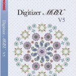 Janome Digitizer MBX v5 Embroidery Software