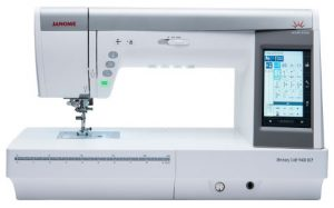 Janome Memory Craft 9400 QCP Sewing Machine