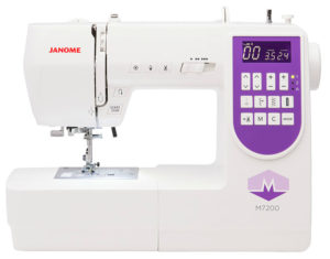 M7200 Janome Sewing Machine