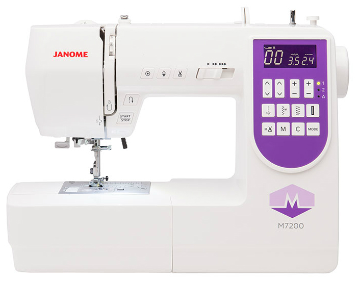 Janome Quilting Embroidery Designs : M7200 Janome Sewing Machine Temecula Valley Sewing Center