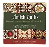 Amish Quilts: Giftable Inspiration along with Quilting Tips